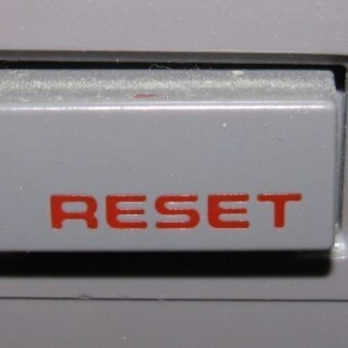 Hitting Reset