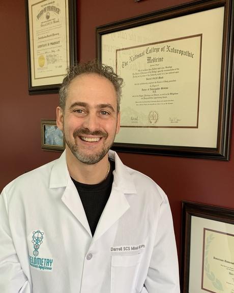 Dr. Darrell Misak